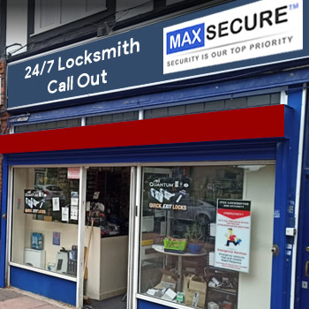 Locksmith store in Gants Hill